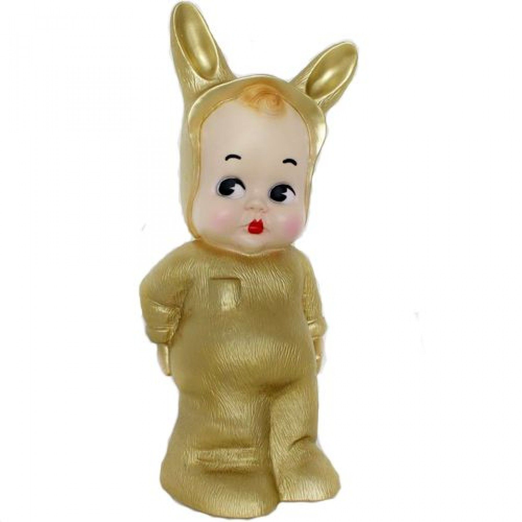 lapin & me lamp bunny goud | ilovespeelgoed.nl