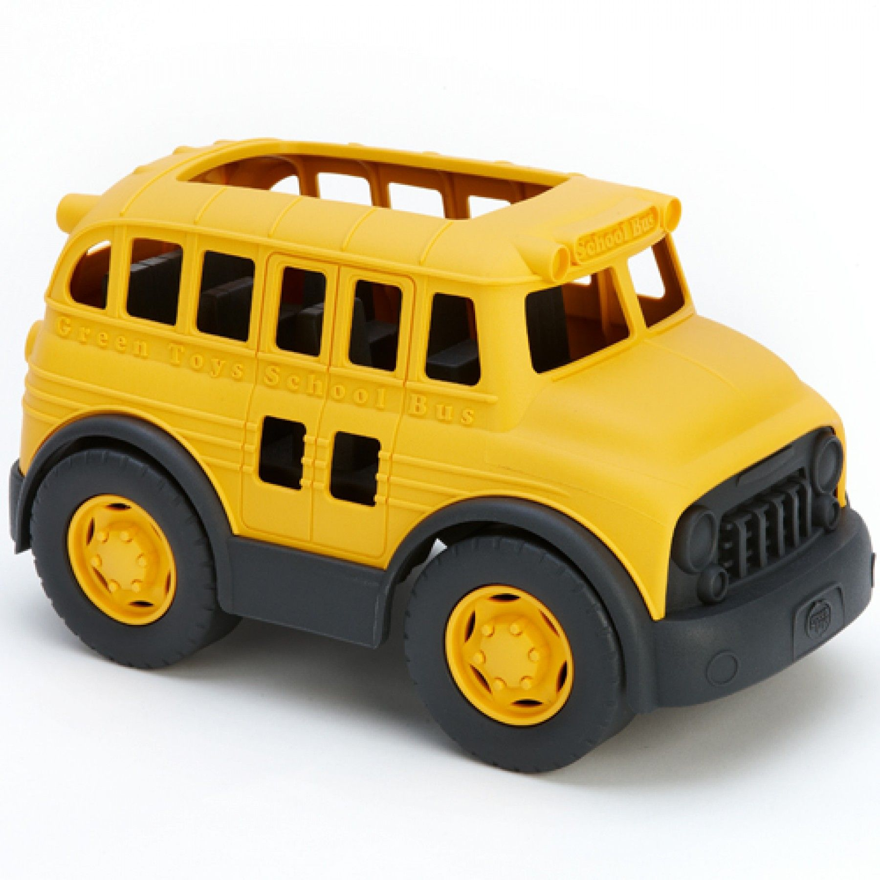 green toys schoolbus - gerecycled