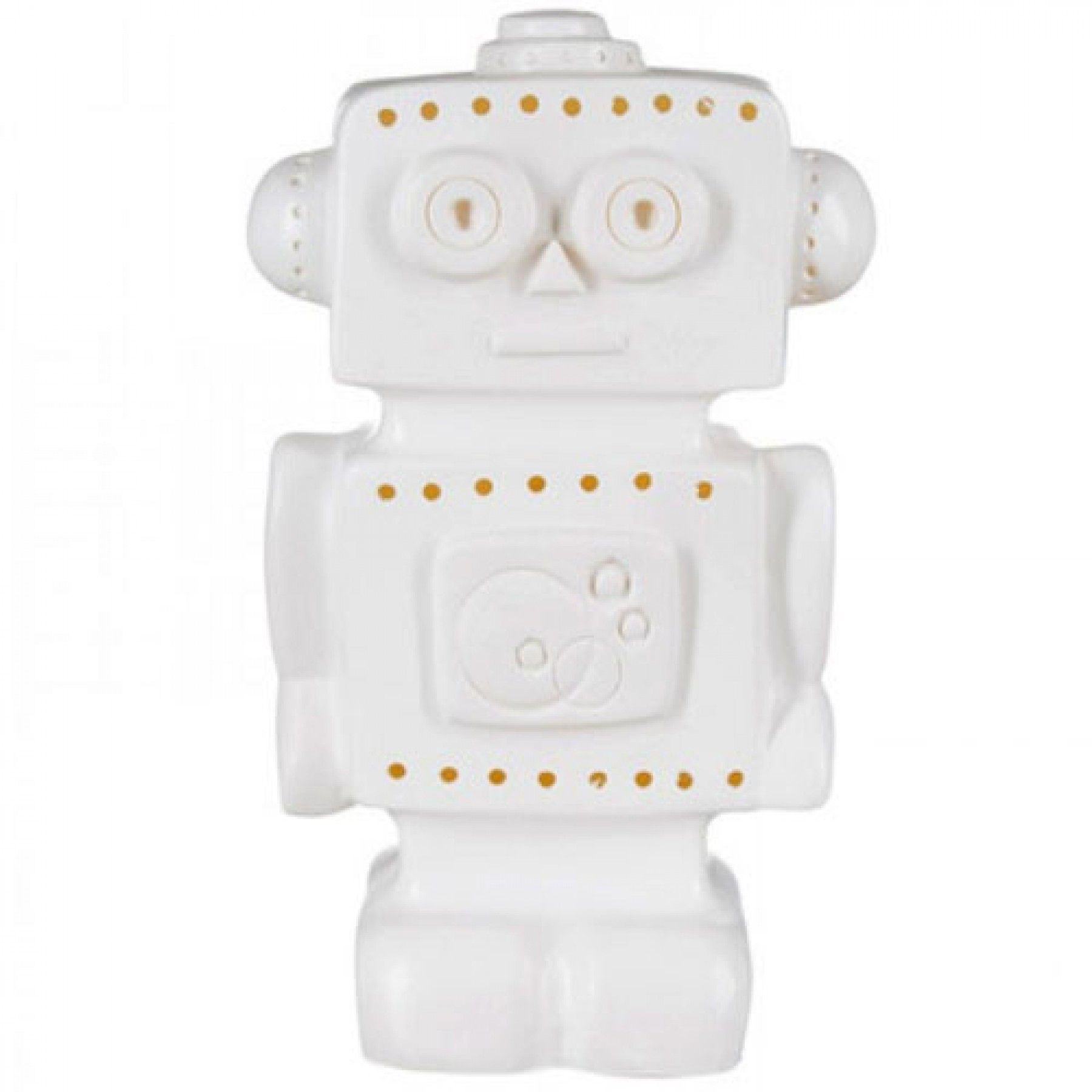 elements robot thumbnail blue by home lamp products table