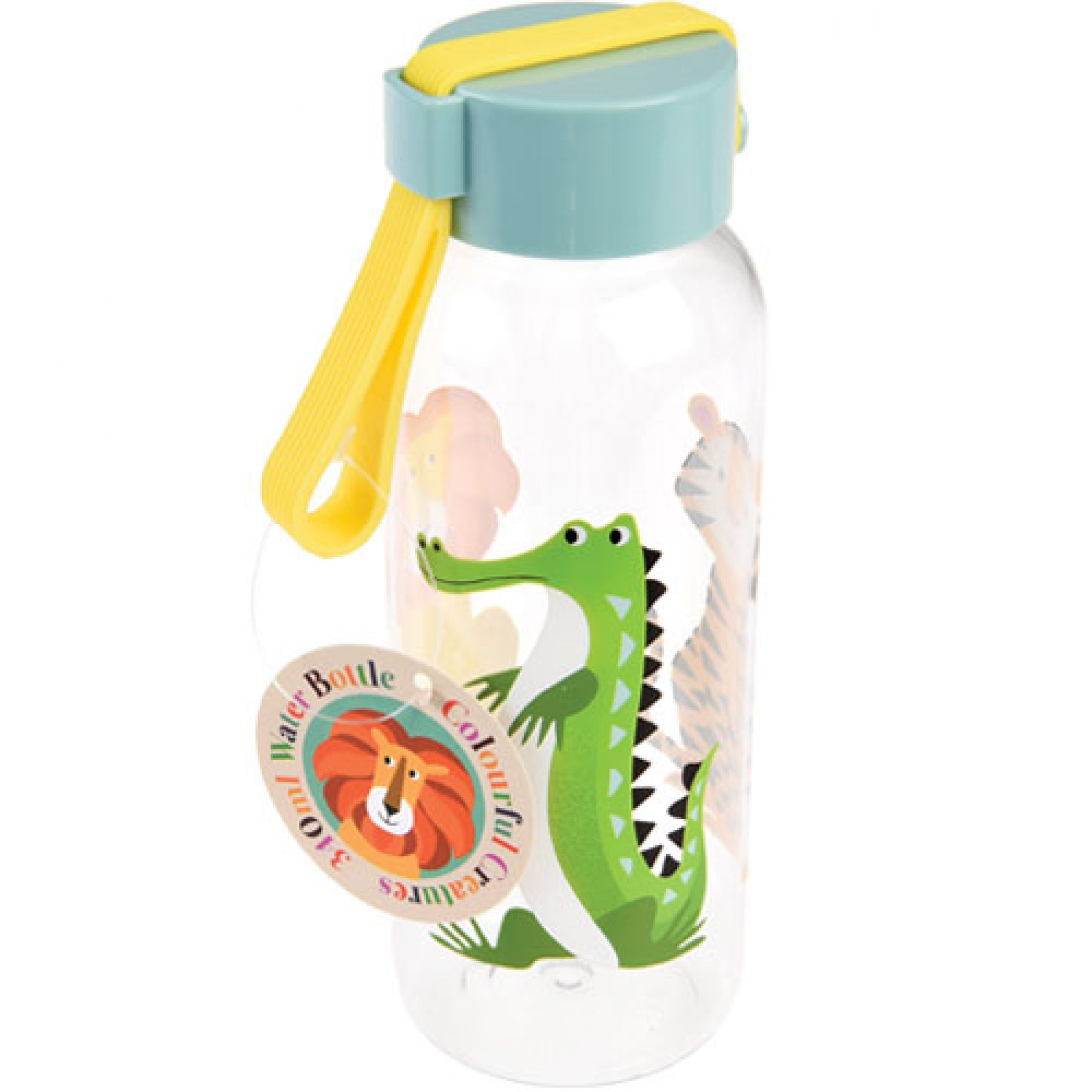 rex london drinkflesje colorful creatures (340ml) | ilovespeelgoed.nl