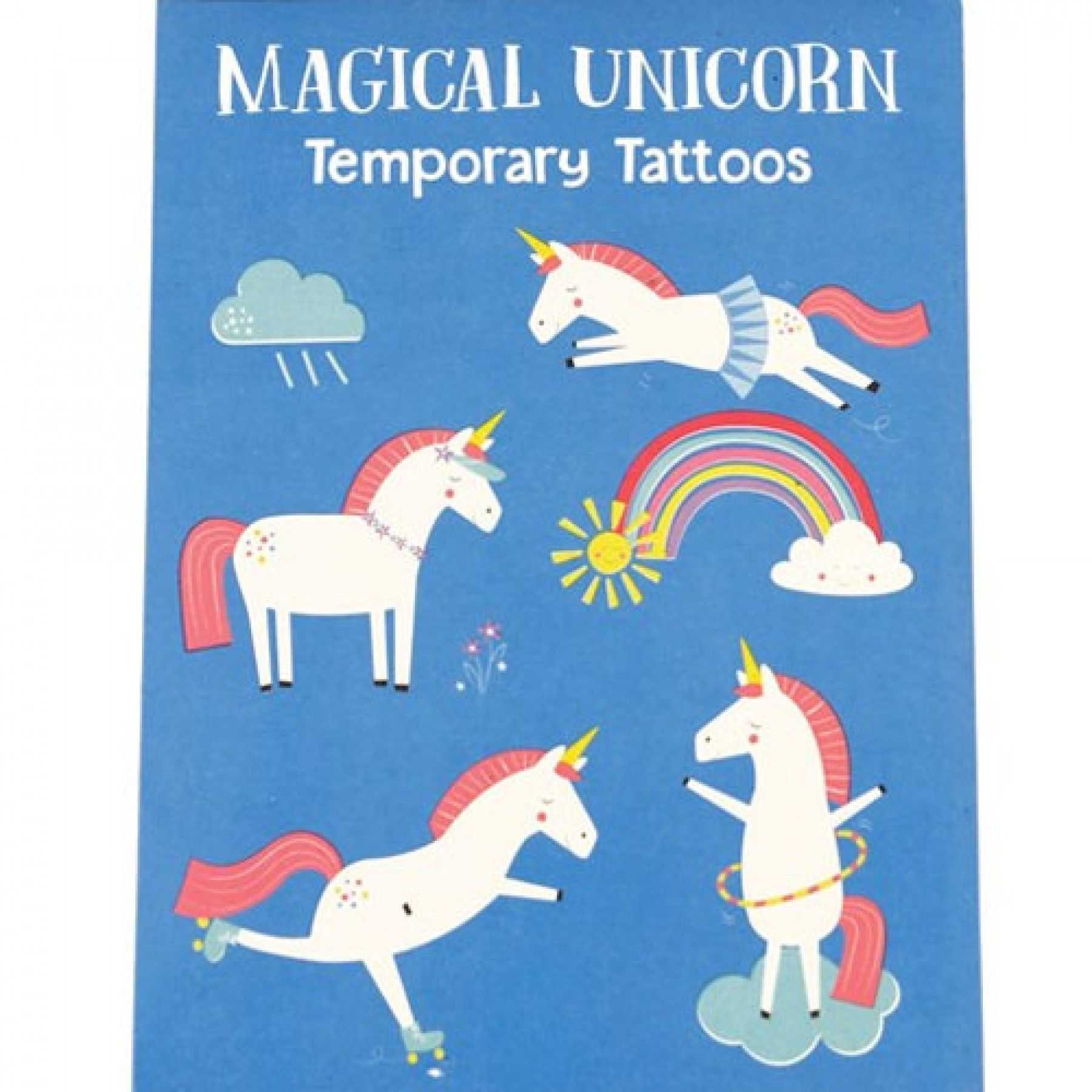 rex london tattoos unicorns | ilovespeelgoed.nl
