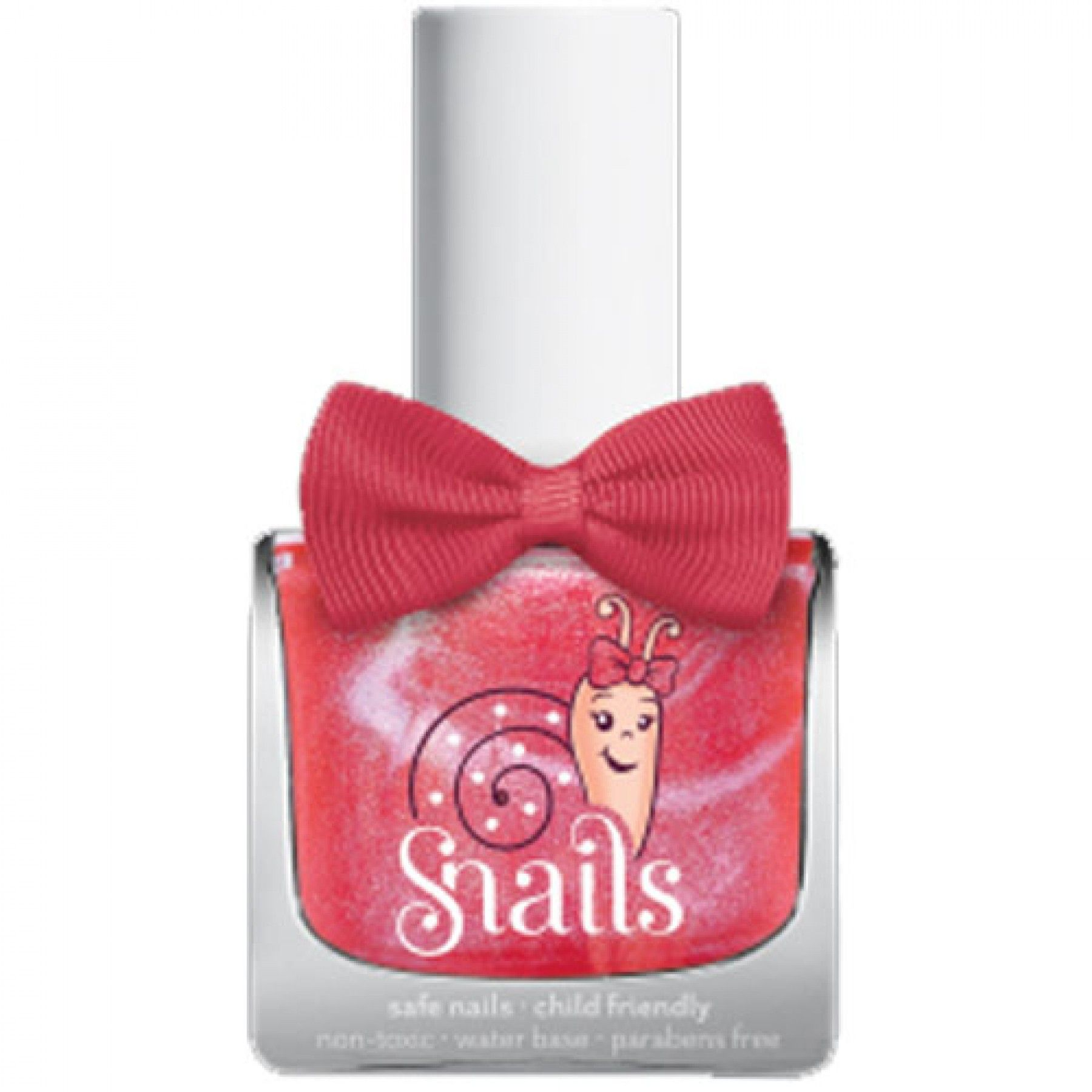 safe 'n' beautiful snails nagellak - disco girl | ilovespeelgoed.nl