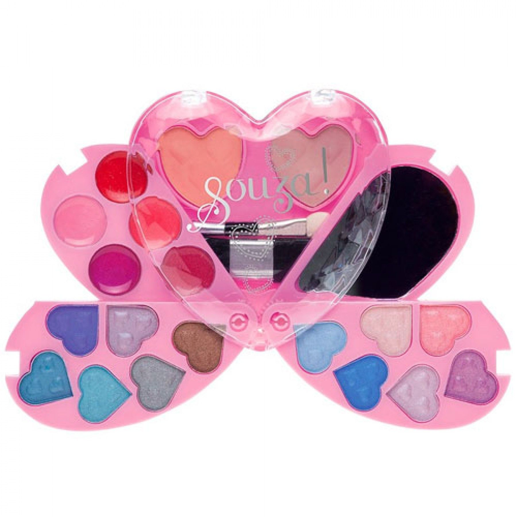 souza for kids make-up kit deise rose 104309 | ilovespeelgoed.nl