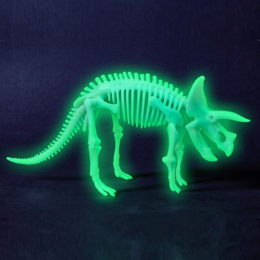 Haba Terra Kids Puzzel Glow In The Dark Triceratops