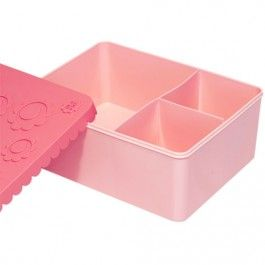 blafre lunchbox pink BL7561 | ilovespeelgoed.nl