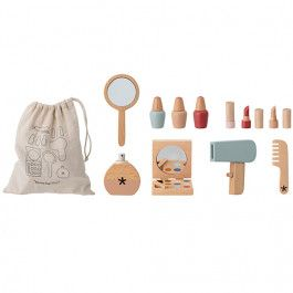 bloomingville make-up set daisy toy - 11-delig | ilovespeelgoed.nl