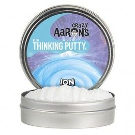 crazy aarons glow thinking putty - ion | ilovespeelgoed.nl