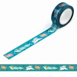 djeco masking tape lucille - smal DD03632 | ilovespeelgoed.nl
