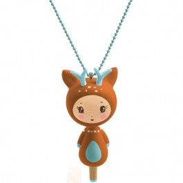 djeco kinderketting lovely charms - darling | ilovespeelgoed.nl