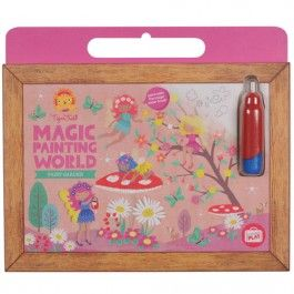 tiger tribe magic painting world - fairy garden | ilovespeelgoed.nl