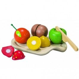 fruit set | plan toys