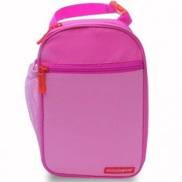 goodbyn insulated lunch sleeve roze | ilovespeelgoed.nl