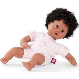 götz babypop muffin to dress afro-american - s | ilovespeelgoed.nl