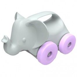 green toys olifant op wielen - gerecycled GTRCEL1066 | ilovespeelgoed.nl