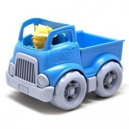 green toys pickup wagen - gerecycled | ilovespeelgoed.nl