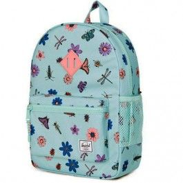 herschel rugzak heritage youth lucite green central park 10312-01612-OS | ilovespeelgoed.nl