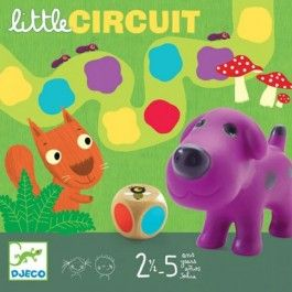 bordspel little circuit | djeco
