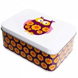 blafre lunchbox uil | ilovespeelgoed.nl