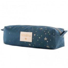 nobodinoz etui too cool - gold stella night blue | ilovespeelgoed.nl