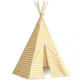 nobodinoz tipi wigwam arizona diamonds honey | ilovespeelgoed.nl