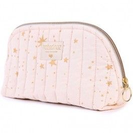 nobodinoz toilettas holiday - gold stella dream pink (l) | ilovespeelgoed.nl