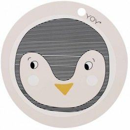 oyoy placemat penguin | ilovespeelgoed.nl