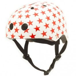 kinderhelm red stars - S | coconuts