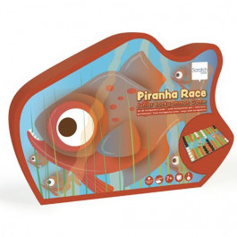 scratch europe backgammon piranha race | ilovespeelgoed.nl