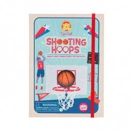 tiger tribe shooting hoops - basketbalspel | ilovespeelgoed.nl