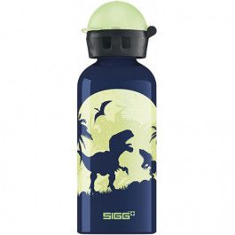 sigg kinderdrinkfles 400ml glow in the dark | ilovespeelgoed.nl