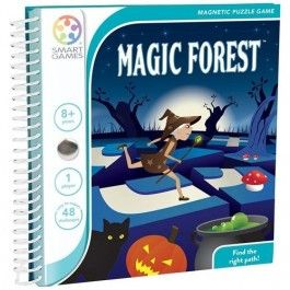 smart games magnetisch puzzelspel magic forest | ilovespeelgoed.nl