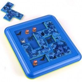 smart games puzzelspel hide & seek jungle | ilovespeelgoed.nl
