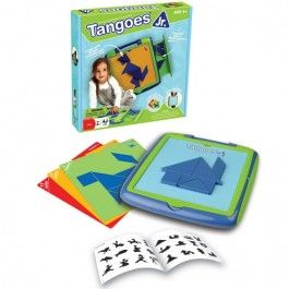 smart games tangram tangoes - junior | ilovespeelgoed.nl