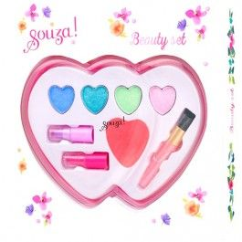 souza for kids make-up set hart | ilovespeelgoed.nl