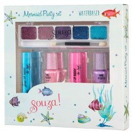 souza for kids make-up set zeemeermin | ilovespeelgoed.nl