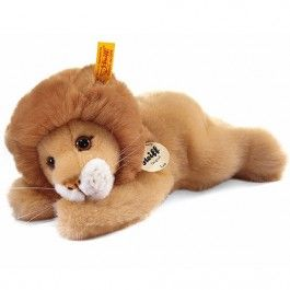 steiff little leo lion 22 cm