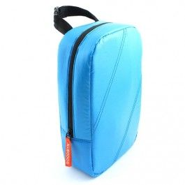 goodbyn insulated lunch sleeve blauw | ilovespeelgoed.nl
