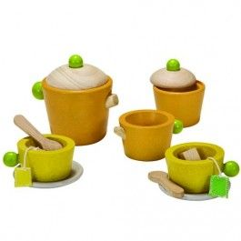 tea set | plan toys