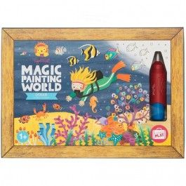 tiger tribe magic painting world - oceaan | ilovespeelgoed.nl