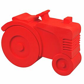 blafre lunchbox tractor rood BL7551 | ilovespeelgoed.nl