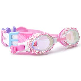 bling2o duikbril funfetti - party pink