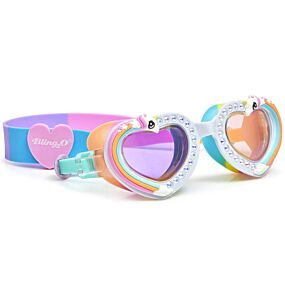 bling2o duikbril magical ride - pony ride rainbow