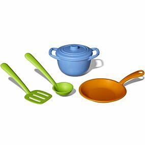 green toys chef set- gerecycled | ilovespeelgoed.nl