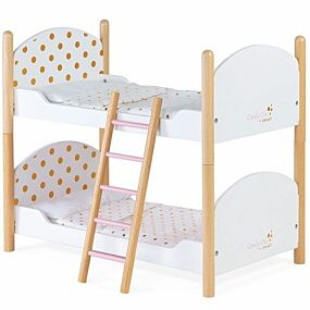 janod poppenstapelbed candy chic | ilovespeelgoed.nl