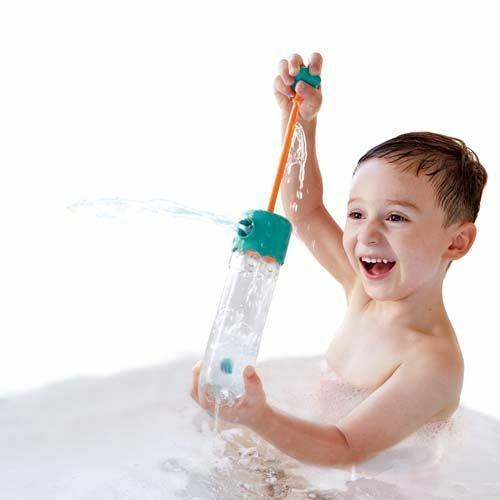 hape badspeelgoed 4 in 1 waterspuit